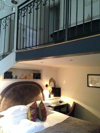 Great John Street Hotel: Interior of Room 21