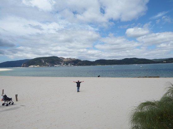 Troia Beach: Península de Troia, Setúbal, Portugal