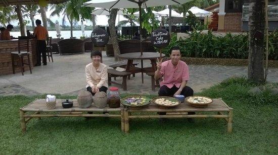 Vinh Hung Riverside Resort: Market