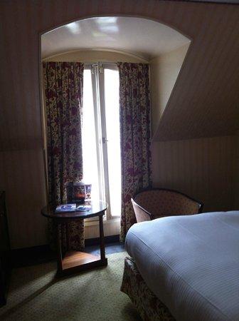 Pullman Chateau de Versailles: Kamer op de 4e verdieping