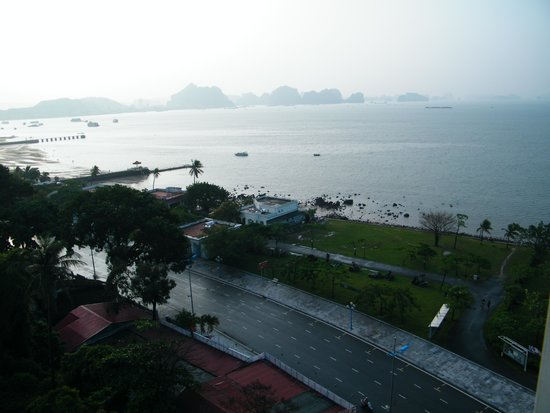 Novotel Ha Long Bay : View from our room