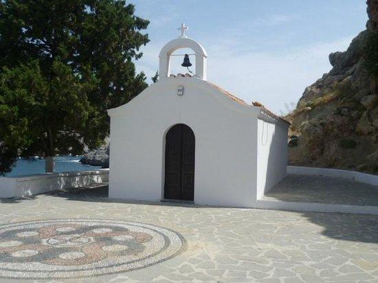 St Pauls Bay : little church at St Paul's Bay