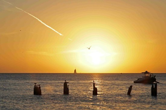 Dry Tortugas National Park: sunset