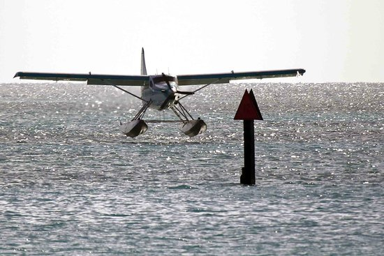 Dry Tortugas National Park: seaplane