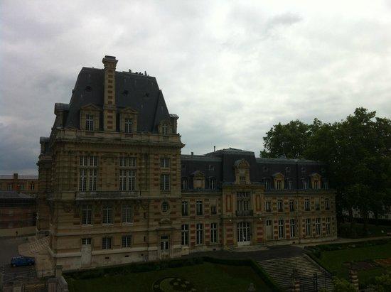 Pullman Chateau de Versailles: Het uitzicht van balkon