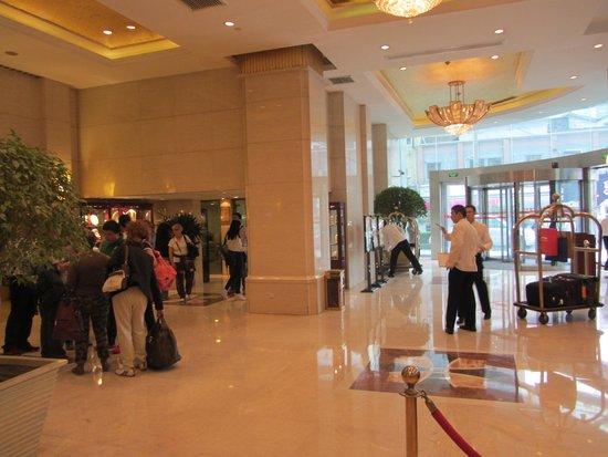 Salvo Hotel Shanghai : hall