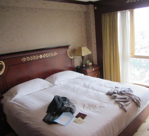 Salvo Hotel Shanghai : camera