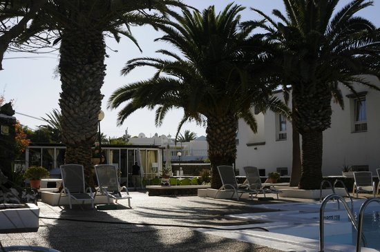 Apartamentos Guacimeta Lanzarote: Guacimeta