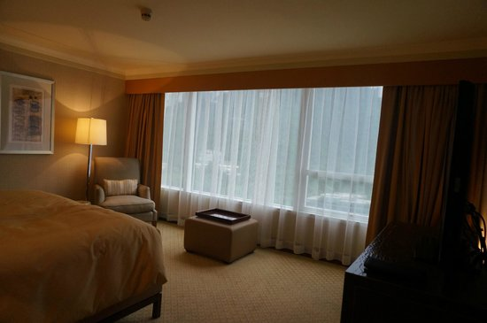 Conrad Hong Kong : King Suite