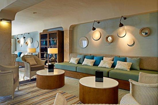 Hotel Lux de Mar: Zonas comunes