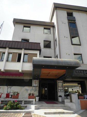Casagrande Hotel: Esterno