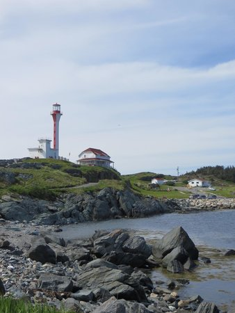 Cape Forchu Lightstation: Cape Forchu