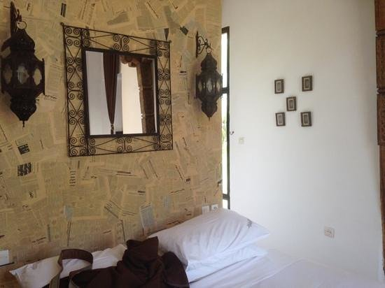 Fawakay Villas: our bedroom