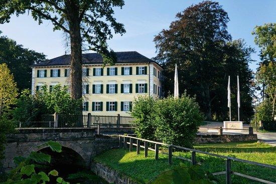 Restaurant im Schloss Burgellern