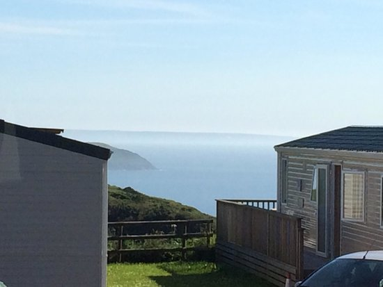 Golden Coast Holiday Village: Our view from caravan