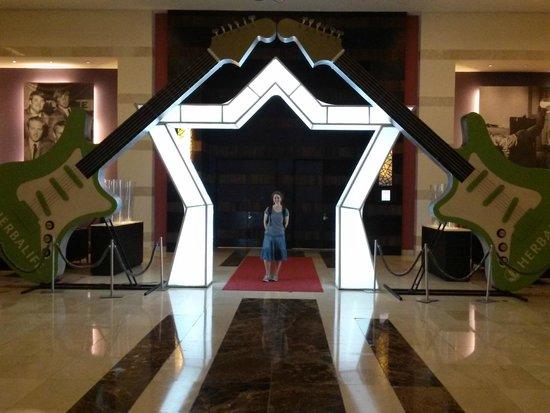 Hard Rock Hotel & Casino Punta Cana : Herbalife and Hard Rock