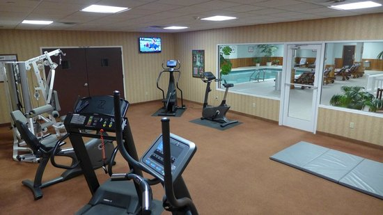 The Inn at East Wind: 24-Hour Fitness Center