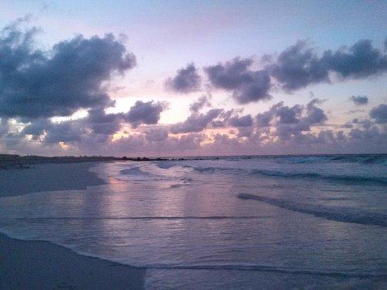 Hard Rock Hotel & Casino Punta Cana: Sunset