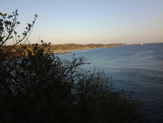 Punta Cometa: MAZUNTE