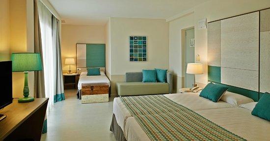 Hotel Lux de Mar: Habitacion