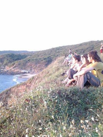 Punta Cometa: Friends