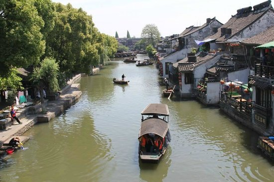 Xitang Ancient Town: Daily life