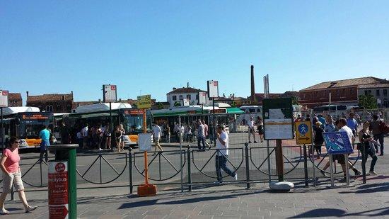 HOTEL OLIMPIA Venice: Piazzale Roma