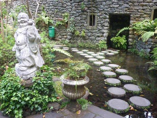 Madeira Botanical Garden : Vue