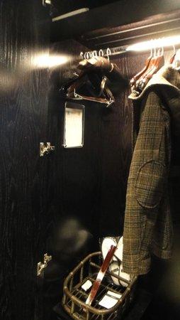 Fairmont Heliopolis : Closet