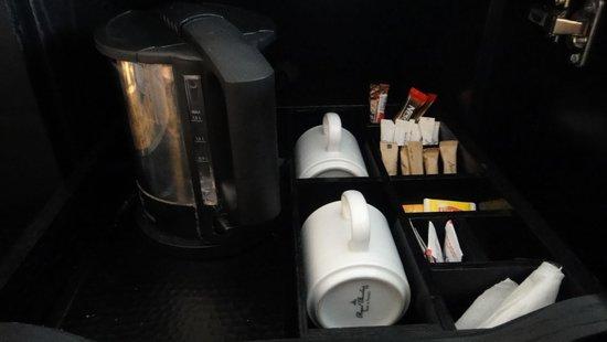 Fairmont Heliopolis: Coffee and tea