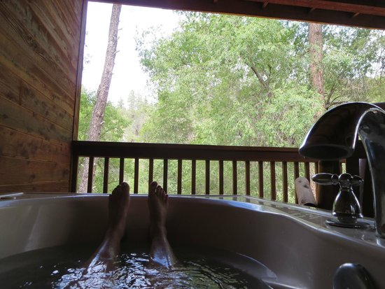 Hotel With Jacuzzi In Room Payson Az