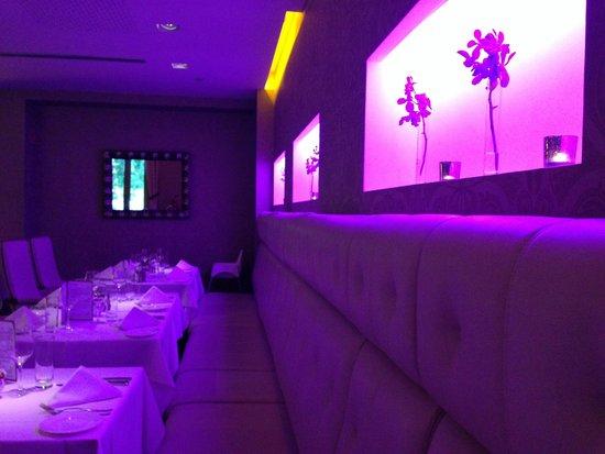 Spirit Hotel Thermal Spa: ,,spirit-ual,, dining