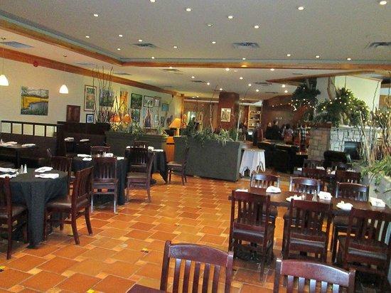 The Birches Restaurant: Sitting Area