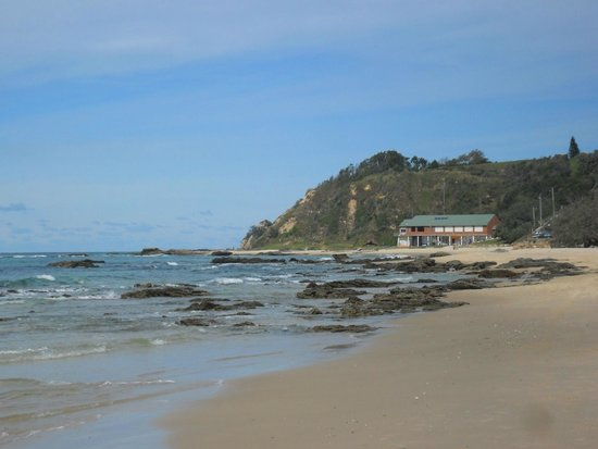 North Coast Holiday Parks Nambucca Headland: pretty beaches