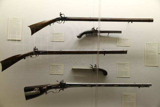 Buffalo Bill Historical Center - Winchester Arms Museum - Review of