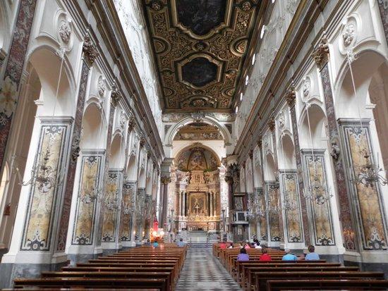 Duomo di Sant'Andrea : interno