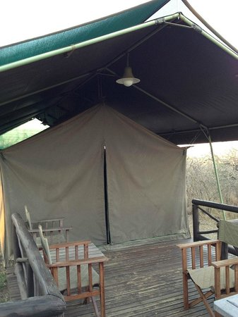 Mpila Camp: Tented Camp