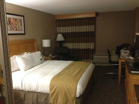 DoubleTree by Hilton Hotel Virginia Beach: room