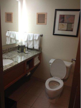 DoubleTree by Hilton Hotel Virginia Beach : bathroom
