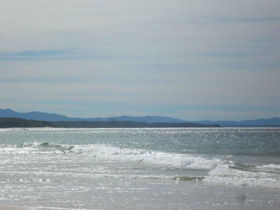 North Coast Holiday Parks Nambucca Headland: beach views