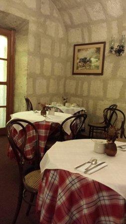 La Hosteria: Breakfast room