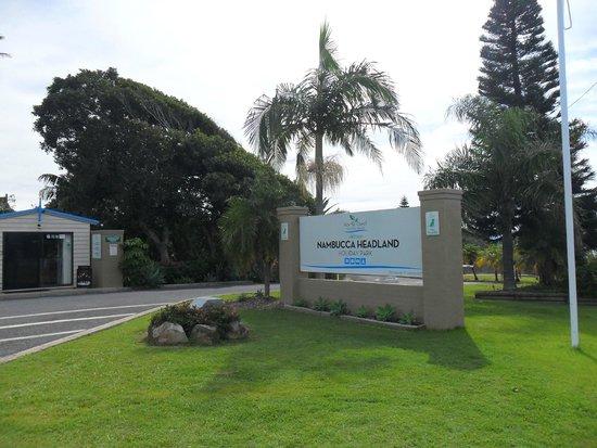 North Coast Holiday Parks Nambucca Headland: entrance