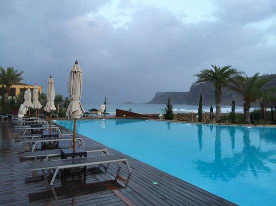AquaGrand Exclusive Deluxe Resort : View of the pool