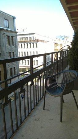 Solo Sokos Hotel Torni : Supreme Solo Queen balcony