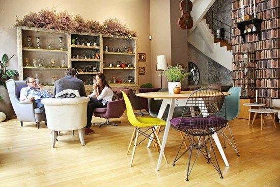La Boheme Cafe Prag