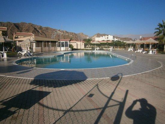 Holiday Beach Motel : Бассейн