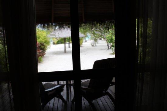 Sheraton Maldives Full Moon Resort & Spa: From my room