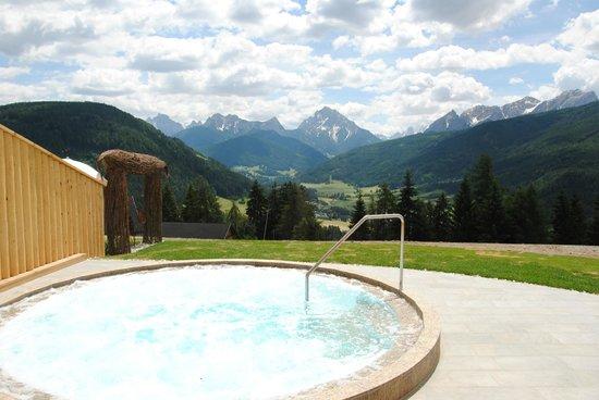 Hotel Alpen Tesitin: nuovo idromassaggio