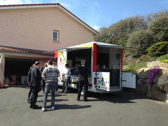 Food Truck Villars