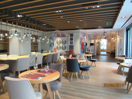 Hotel UNIC Prague: Restaurant & Bar Aliter